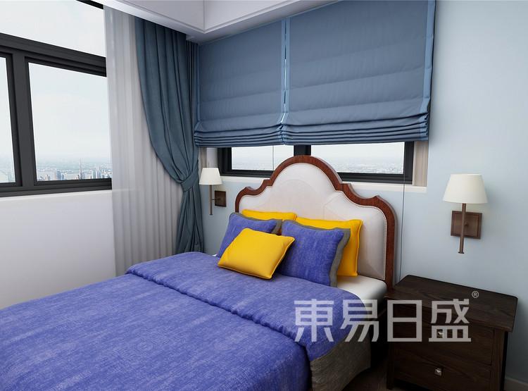 奥体城畅园-卧室装修效果图