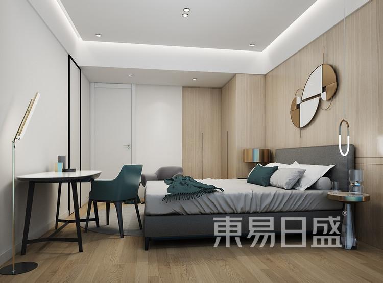 现代简约-次卧-休憩空间
