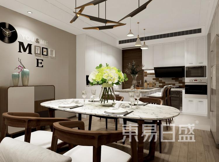 现代简约-餐厅-饮食空间