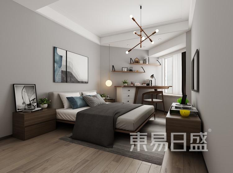 现代简约-卧室-休憩空间