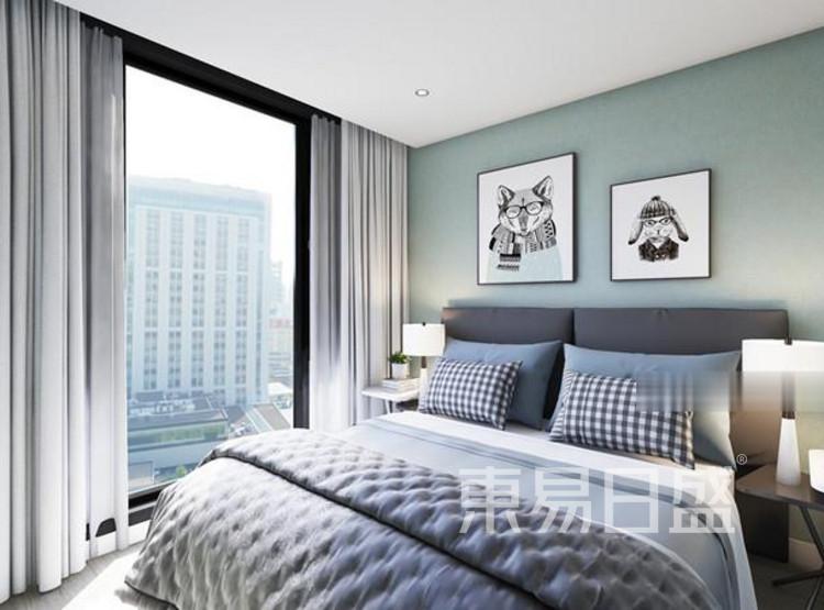蔚蓝观邸-欧式风格-效果图