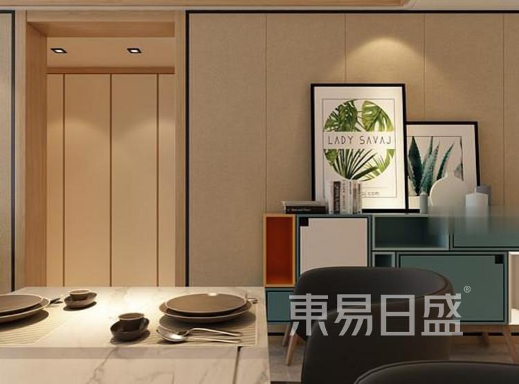 协信未来城-现代风格-效果图