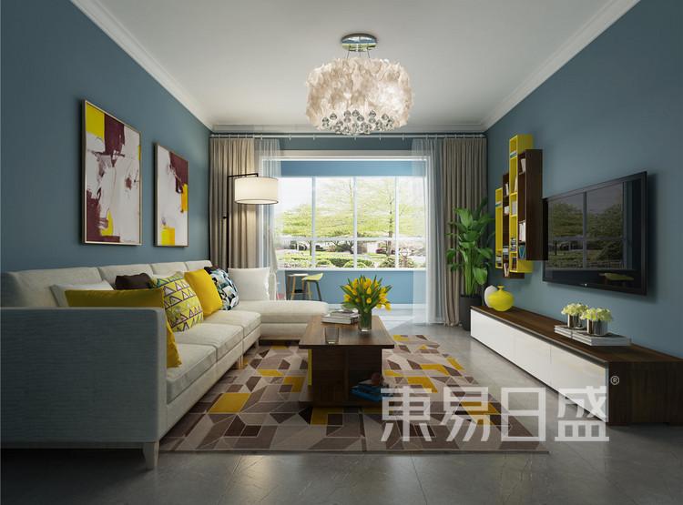 客厅 注重装饰效果的同时,用现代的手法和材质还原古典气质,具备了古典与现代的双重审美效果,完美的结合。