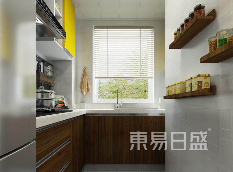 厨房 新古典家装设计 100平米