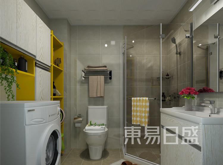 卫生间 新古典家装设计 100平米