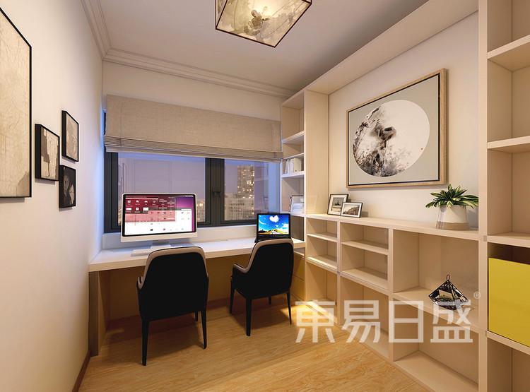 新中式多功能房