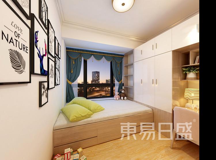 新中式儿童房