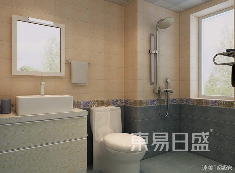 新古典卫生间