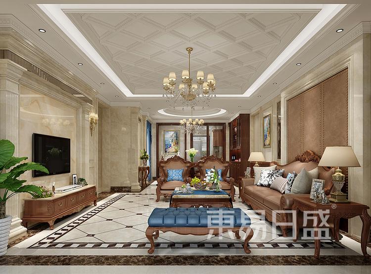 新古典客厅