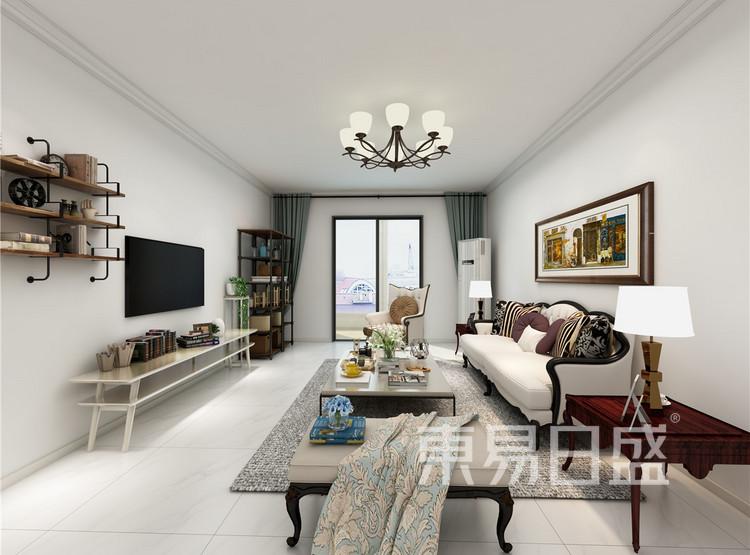 客厅 新古典家居装修设计