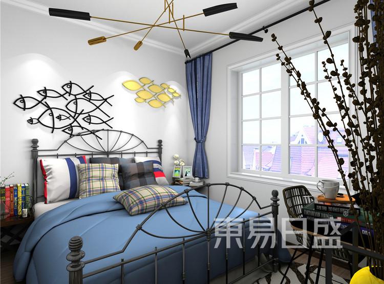 儿童房 新古典家居装修设计