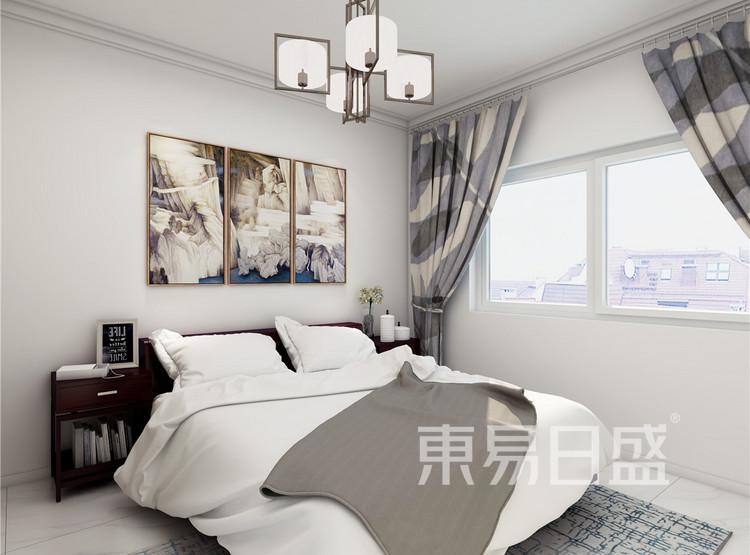 卧室 混搭风格装修 130平米