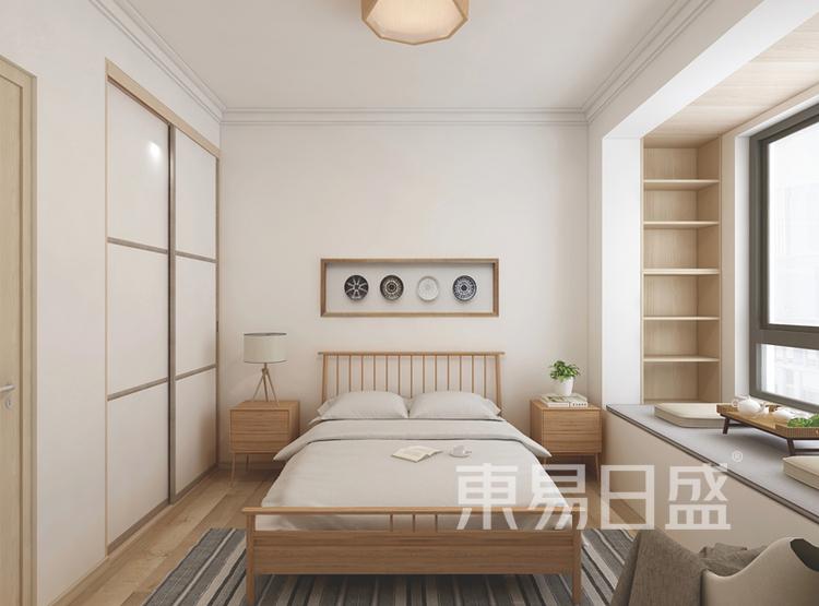 金科城-日式风格卧室