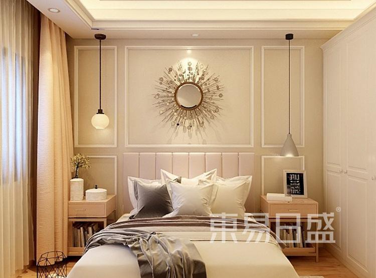 天齐雅诚名筑-卧室装修效果图