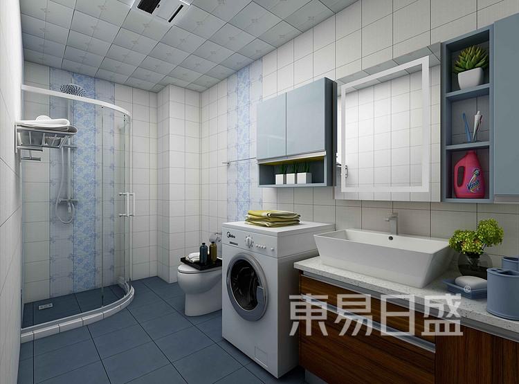龍湖小區現代簡約衛生間