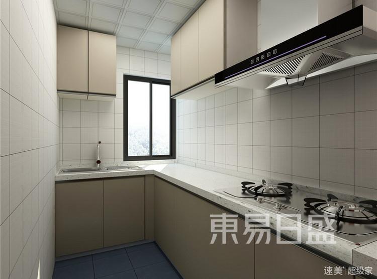 非凡领域新古典风格厨房