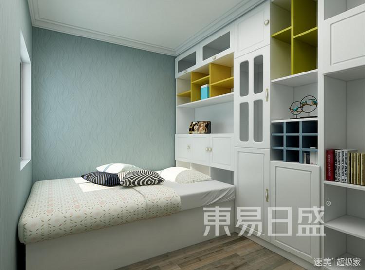 非凡领域新古典风格卧室