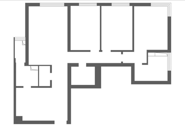 原始户型图