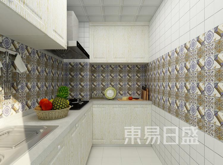 现代简约装修效果图-厨房