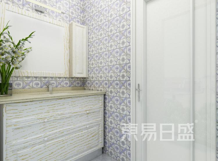 洗手间的镜柜是含在价格里的