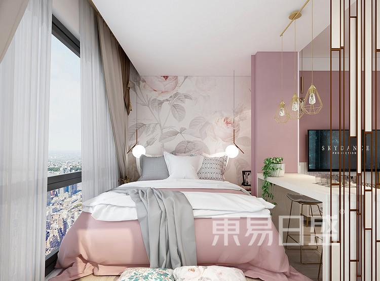 CBD首府-卧室装修效果图