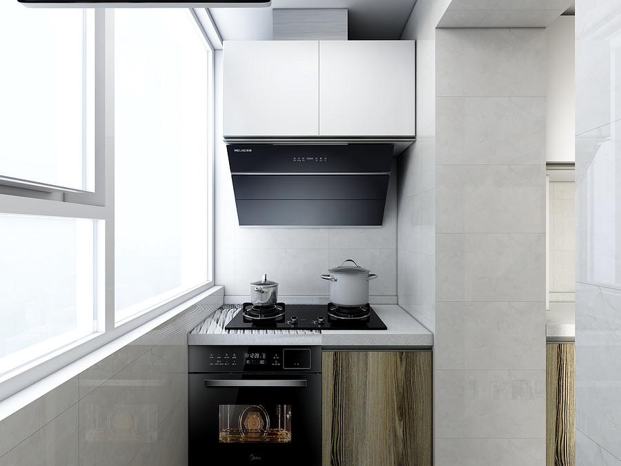 北京速美超级家装修效果图-厨房