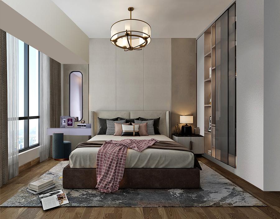 一居室公寓,深圳装饰网