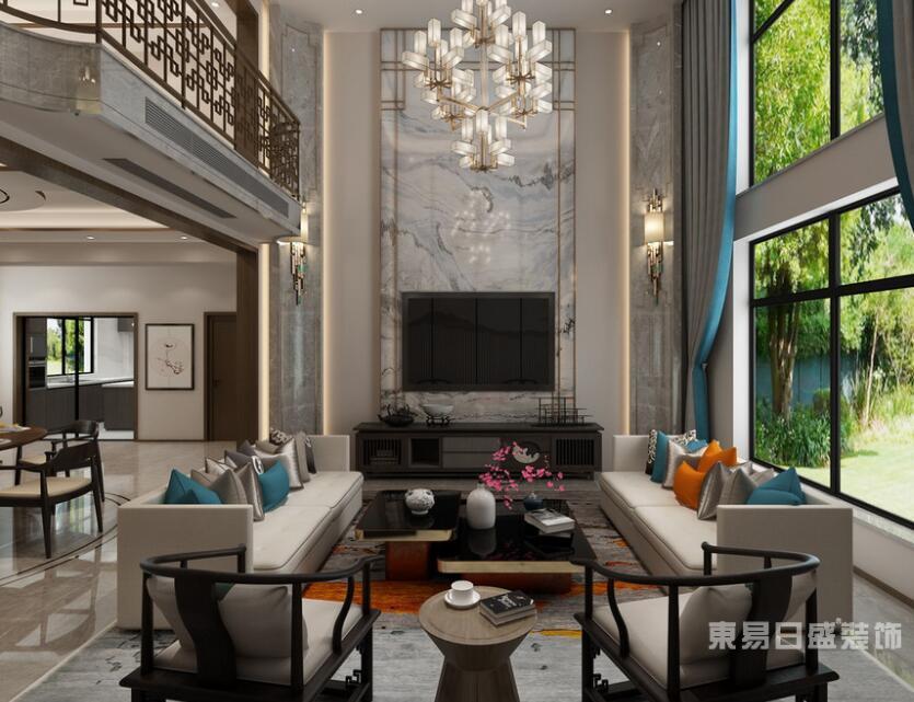 中式风格背景墙技巧