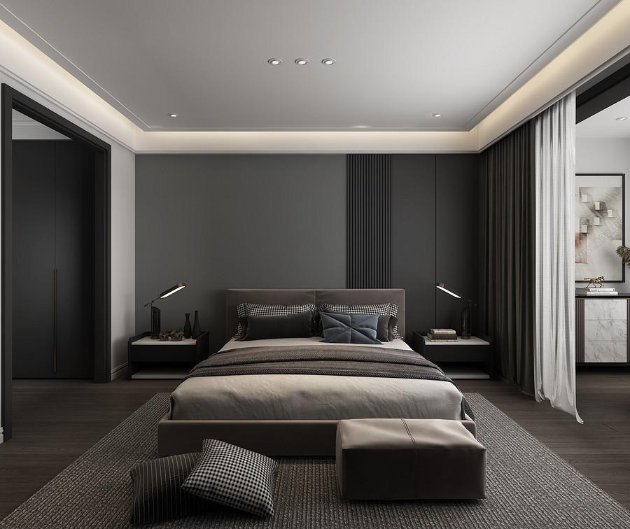青岛卧室装修设计注意这3点,拥有好睡眠全靠它