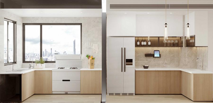 如果厨房小要怎么装修 都有哪些技巧以及注意事项