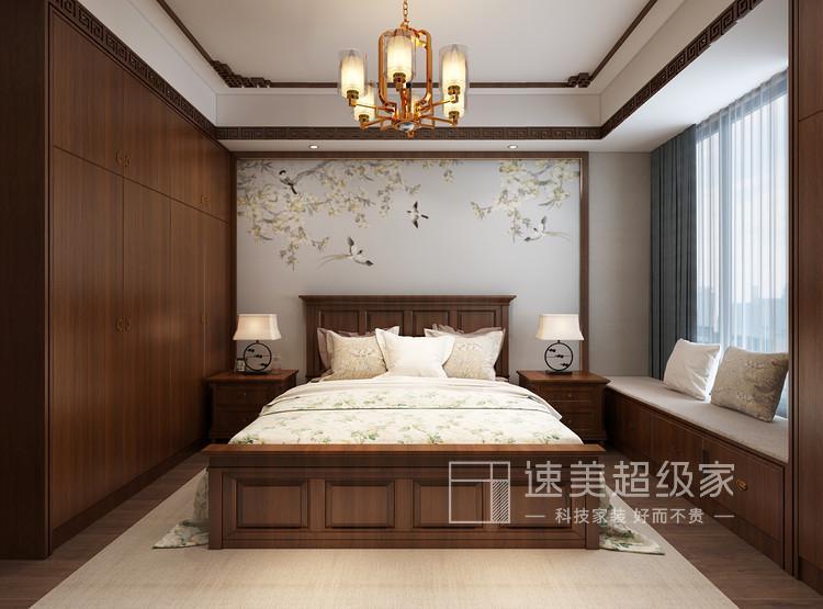 中式家装效果