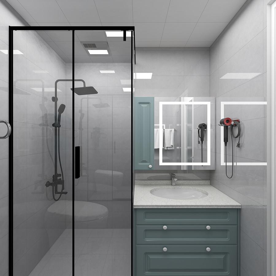 小浴室装修