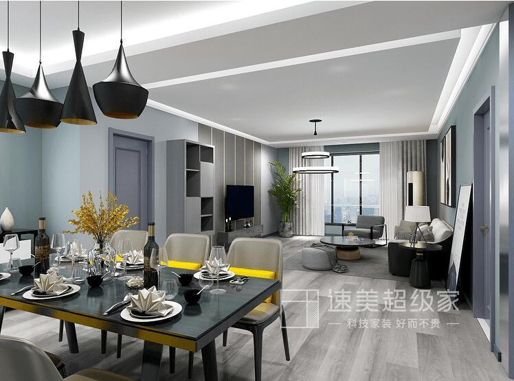 南京两房装修,虽然简单却很实用!