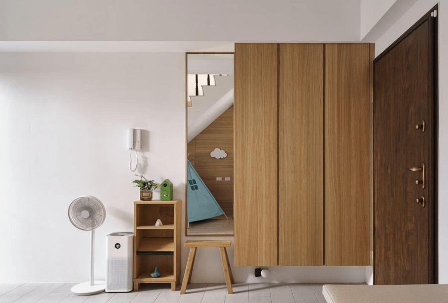 無錫家庭裝修玄關設計四大妙招!