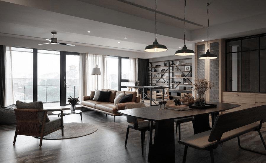 北京老房裝修從減壓設計3 大步驟開始,給您不一樣的美好居住體驗!