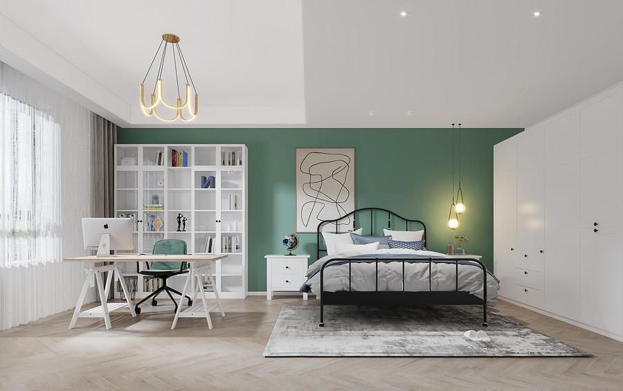 温馨家装卧室