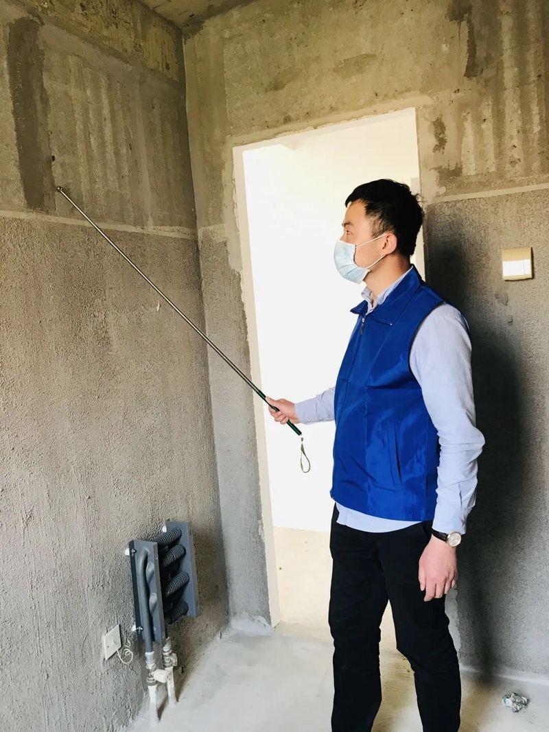 佛山世茂望樾收楼在即~佛山东易日盛提供现场免费验房量房服务!