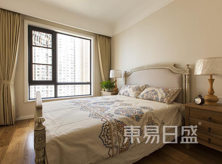 龙湖·九里晴川-混搭风格-卧室装修效果图
