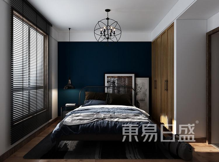 鲁能星城-现代轻奢-卧室装修效果图