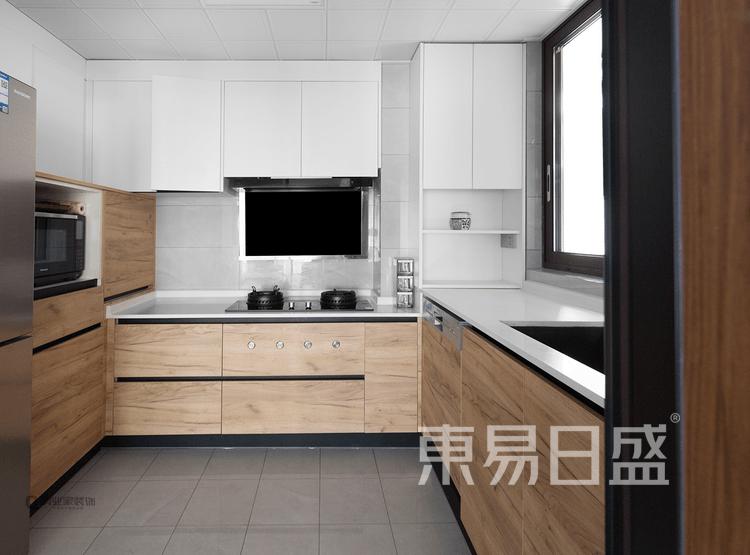 上河宸章-现代轻奢风-厨房