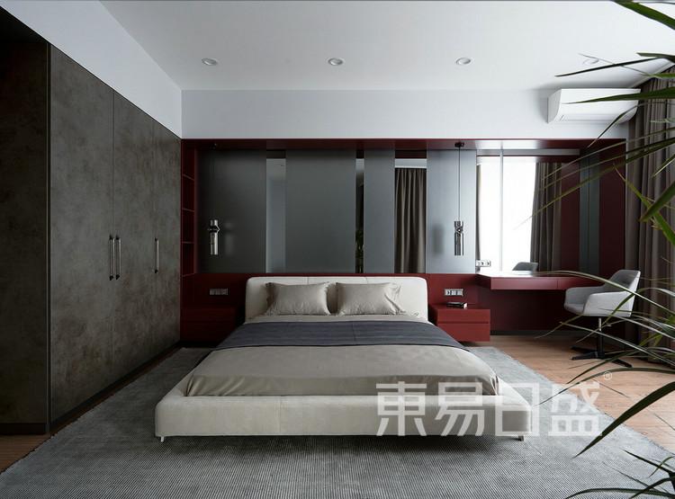 上河宸章-美式风-卧室