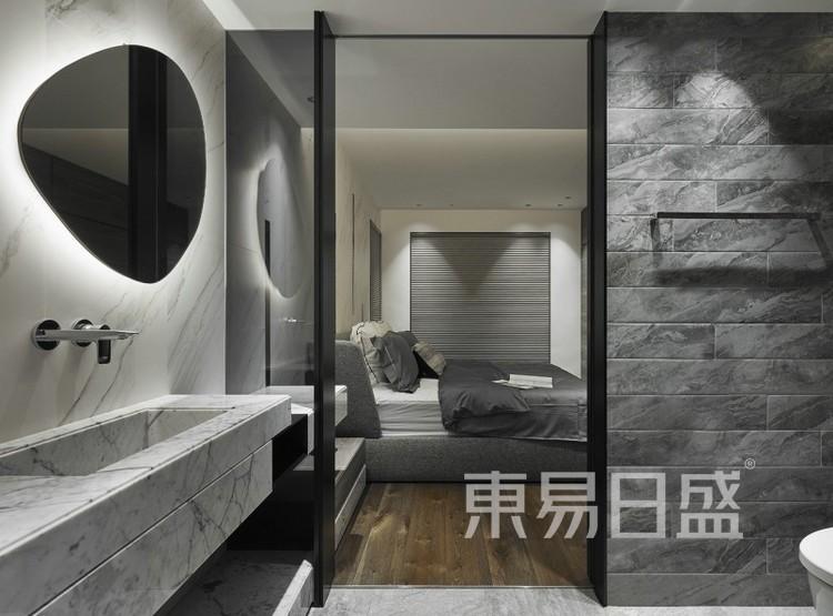 上河宸章-美式风-卫生间