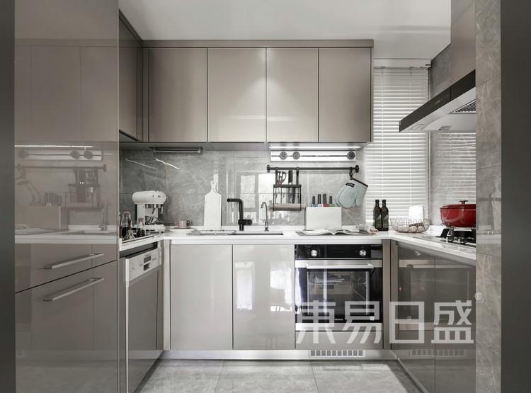上河宸章-北欧风-厨房