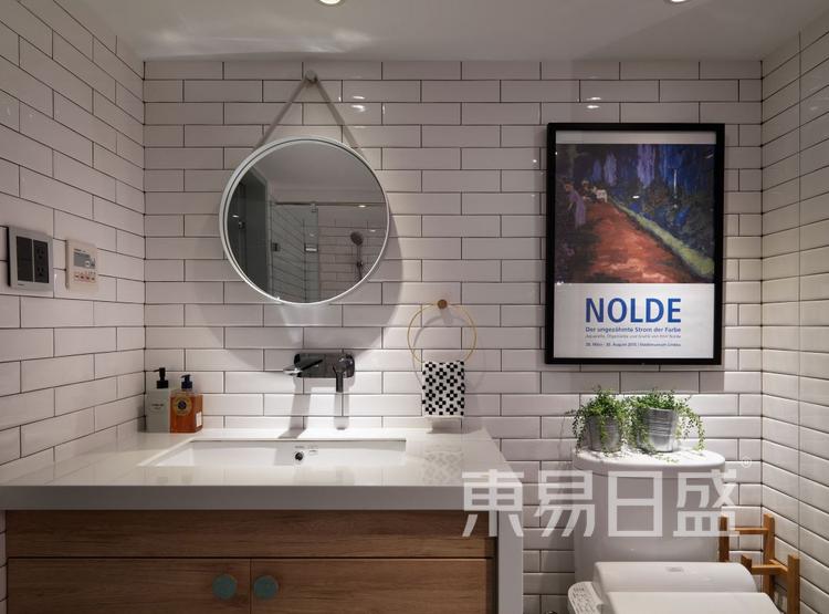 西派国际-新古典-卫生间