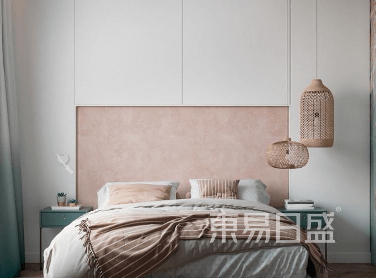 上河宸章-现代简约风-卧室