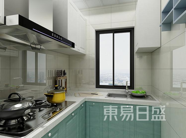 古典风格厨房装修效果图