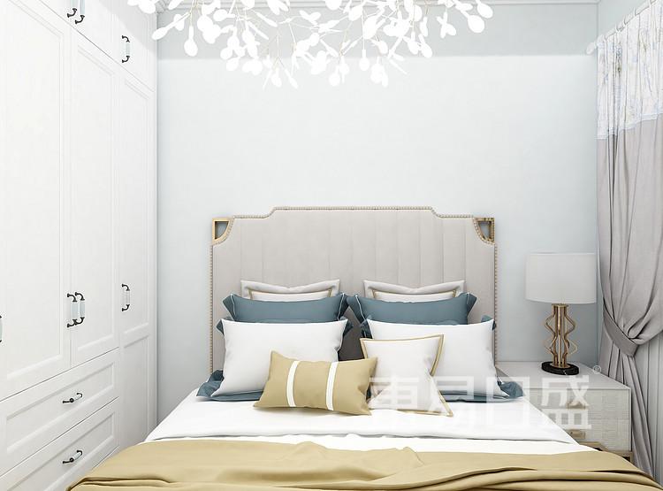 古典风格卧室装修效果图