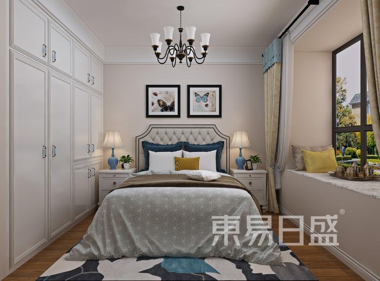 青岛装修公司-卧室装修效果图