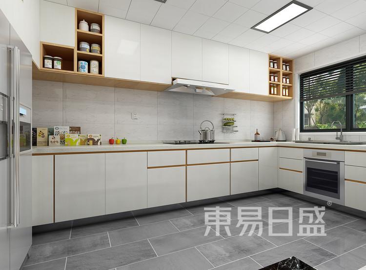青岛装修公司-厨房装修效果图