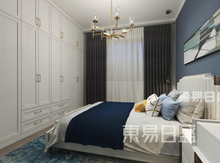 中洲崇安府4室2厅轻奢风——卧室